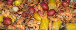 Louisiana Boil Wine Dinner